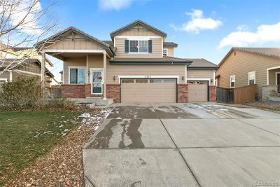 Commerce City Single Family Home Active: 11572 East 118th Place