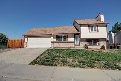 Thornton Single Family Home Under Contract: 3501 East 99th Way
