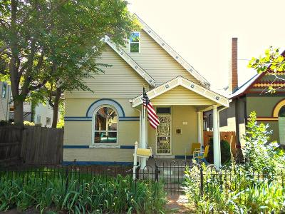Denver Single Family Home Active: 174 West Byers Place