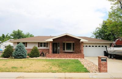 Arvada Single Family Home Active: 7111 West 78th Place