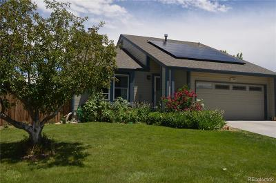 Aurora Single Family Home Active: 17876 East Kepner Drive