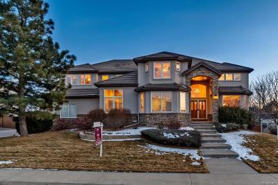 Centennial Single Family Home Under Contract: 15482 East Prentice Lane