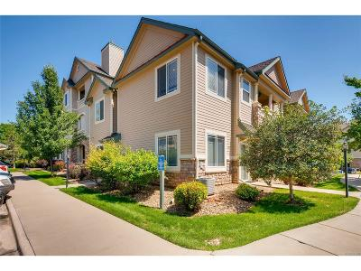 Littleton Condo/Townhouse Under Contract: 9611 West Coco Circle #207