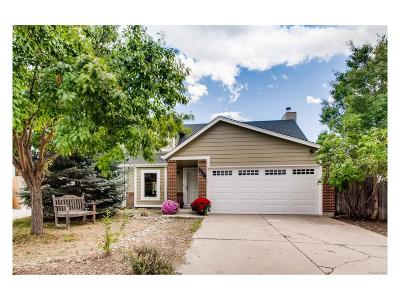 Parker Single Family Home Active: 12344 Country Meadows Drive