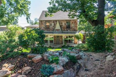 Boulder Single Family Home Active: 704 16th Street
