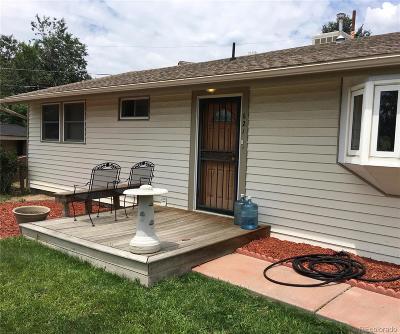 Denver Single Family Home Sold: 621 Del Norte Street