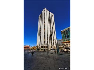 Denver Condo/Townhouse Active: 1625 Larimer Street #3206