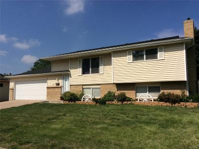 Northglenn Single Family Home Active: 247 East 112th Drive
