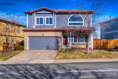 Highlands Ranch Single Family Home Active: 9934 Melbourne Circle