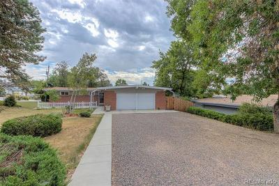Arvada Single Family Home Active: 9000 West 68th Avenue