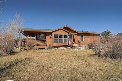 Salida Single Family Home Active: 13346 County Road 220