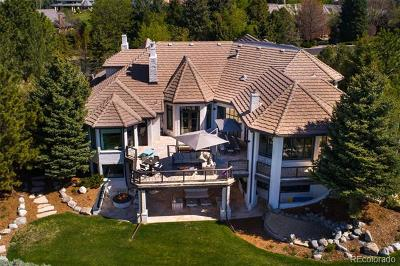 Cherry Hills Village CO Single Family Home Active: $4,200,000