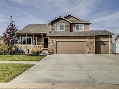 Mead Single Family Home Under Contract: 16021 Ginger Avenue