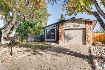 Denver Single Family Home Active: 2745 West Amherst Avenue