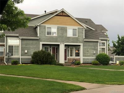 Longmont CO Condo/Townhouse Active: $320,000