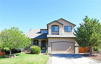Castle Rock Single Family Home Active: 3675 Rawhide Circle