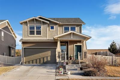 Commerce City Single Family Home Under Contract: 10958 Dayton Way