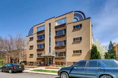 Wash Park, Washington, Washington Park, Washington Park East, Washington Park West Condo/Townhouse Active: 10 North Ogden Street #203