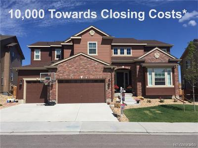 Castle Rock Single Family Home Active: 3745 Spanish Oaks Trail
