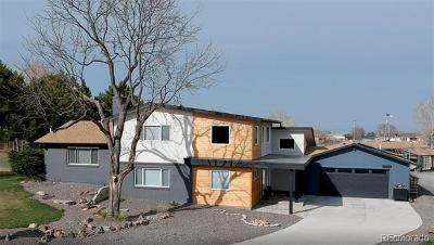 Broomfield Single Family Home Active: 15448 Navajo Street