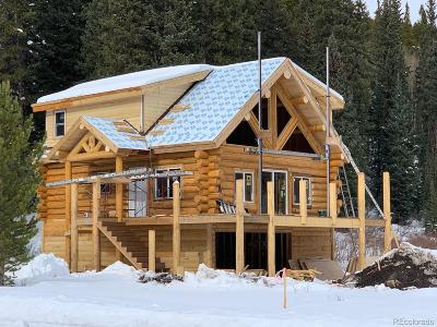 Summit County Single Family Home Active: 5891 State Hwy 9