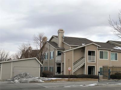 Highlands Ranch Condo/Townhouse Under Contract: 8470 Little Rock Way #203
