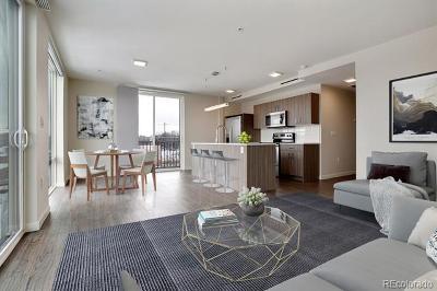 Denver Rental Active: 3860 Tennyson Street #412