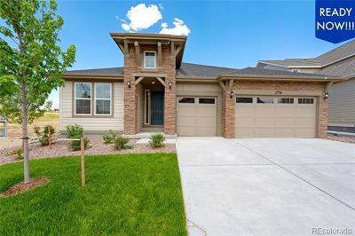 Castle Pines CO Single Family Home Active: $678,600