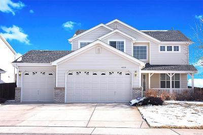 Aurora CO Single Family Home Active: $499,000