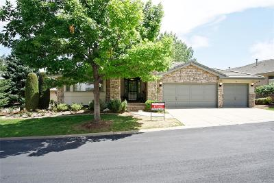 Greenwood Village Single Family Home Active: 6 Canon Circle