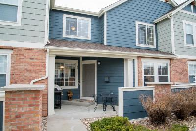 Broomfield Condo/Townhouse Under Contract: 13900 Lake Song Lane #S5