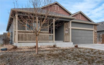 Greeley Single Family Home Under Contract: 2933 Alpine Avenue