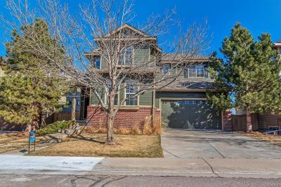 Highlands Ranch Single Family Home Active: 10597 Wildhurst Circle