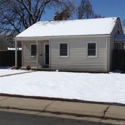 Aurora Single Family Home Under Contract: 1173 Chester Street