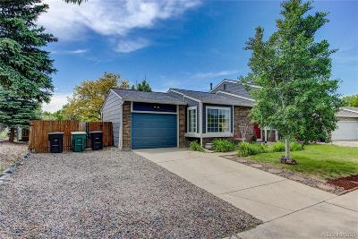 Thornton Single Family Home Active: 11837 Birch Drive
