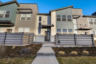 Denver Condo/Townhouse Active: 4758 Kittredge Street #4