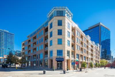 Denver Condo/Townhouse Active: 1610 Little Raven Street #309