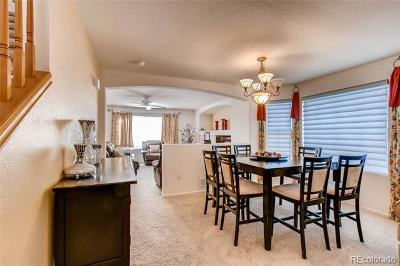 Thornton Single Family Home Active: 1302 East 100th Place