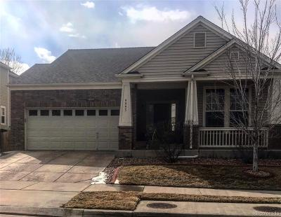 Commerce City Single Family Home Under Contract: 9995 Helena Street