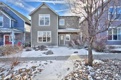Boulder Single Family Home Under Contract: 1422 Yaupon Avenue