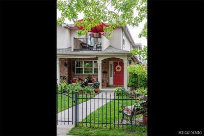 Denver Condo/Townhouse Active: 1520 South Pennsylvania Street