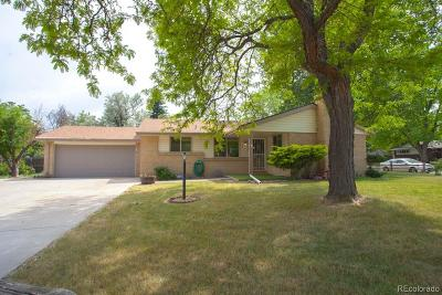 Arvada Single Family Home Active: 9872 West 77th Avenue