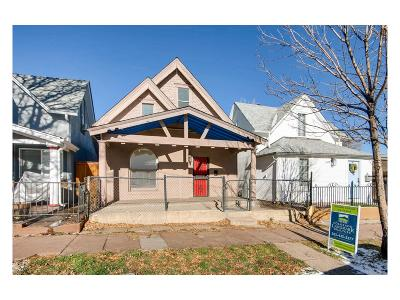 Single Family Home Active: 1413 West 34th Avenue
