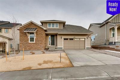 Castle Pines CO Single Family Home Under Contract: $589,900