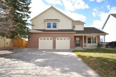 Briargate Single Family Home Under Contract: 2755 Tartan Lane