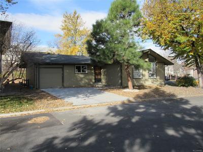 Broomfield Single Family Home Active: 103 Pine Street
