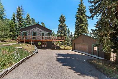 Conifer, Evergreen Single Family Home Active: 34307 Forest Estates Road