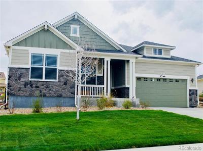 Aurora CO Single Family Home Active: $610,000