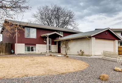 Arvada Single Family Home Active: 13397 West 67th Drive