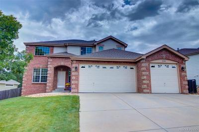 Castle Pines Single Family Home Under Contract: 8264 Wetherill Circle